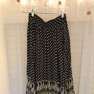 American Eagle Maxi Skirt Size Xsmall